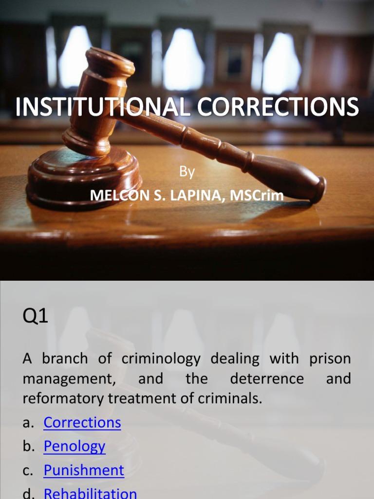 sablayan prison and penal farm