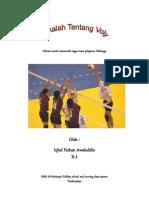 Dibuat Untuk Memenuhi Tugas Mata Pelajaran Olahraga Iqbal