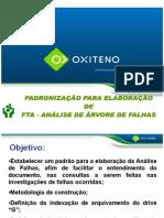 Apresentação da padronização da FTA