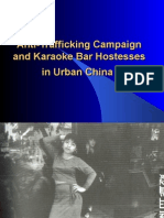 Anti-Trafficking Campaign and Female Sex Workers in Urban China
