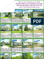 Home Shopper Ad - May 2011 / Page 1 (Ocean County Properties)