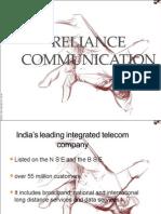 Reliance Communication 1