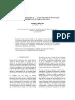 Realidad y Proyeccion de La Automatizacion de Sistemas de Distribucion de Energia Electrica