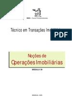 Operacoes imobiliarias I