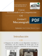 Mecanografía