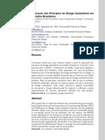 Aplicação dos Princípios do Design Sustentável em Produtos B