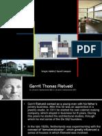 Schroder House-primer Parcial