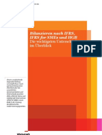 ion of IFRS, IfRS for SMEs and HGB (German GAAP)