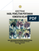 abstrak penelitian kelapa