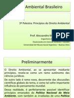 Direito Ambiental Brasileiro - 3a Palestra CFAP [Aluno]
