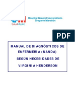 Manual de diagnýsticos de enfermerýa NANDA