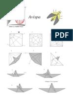 Wasp (Avispa) -- 7 Pages, English
