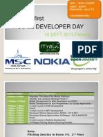 MobileDevDay Keynote