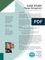 CS Change Management