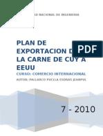 33983267 Plan de Exportacion de La Carne de Cuy a Eeuu[1]