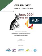 Instalasi Linux Ubuntu 10.04 LTS