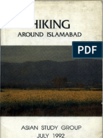 Hiking Around Islamabad 1992