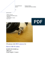 Antena CRC9