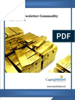 Weekly Newsletter - Commodity