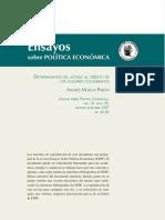 DETERMINANTES DEL ACCESO AL CRÉDITO DE LOS HOGARES COLOMBIANOS