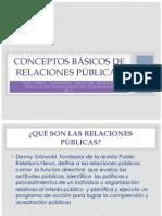 Conceptos Basicos Relaciones Publicas