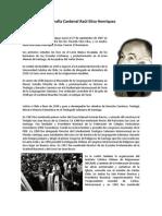 Biografía Cardenal Raúl Silva Henríquez