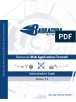 Barracuda Web App Firewall AG US