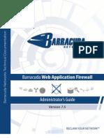 Barracuda Web App Firewall AG US