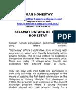 EMAN HOMESTAY - PENGINAPAN FAMILY DI BALOK, KUANTAN PAHANG