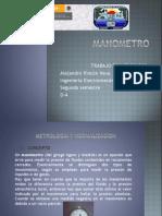 Manometro-Alejandro Rincon Nava