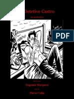 Detetive Castro em Quadrinhos - Dagomir Marquezi & Flavio Colin