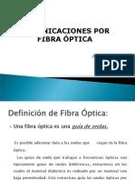 FIBRA ÓPTICA ROJAS