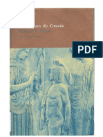 Walter F. Otto - Los dioses de Grecia