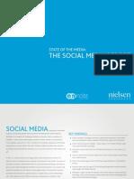 Nielsen Social Media Report