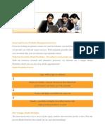 Smart and Secure Portfolio Management Services