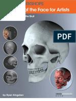 ZBrushWorkshops Anatomy of Face V1 Skull Beta 2