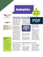 Audiophilia September 2008