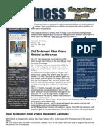 Alertness Character Journal