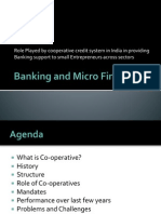Banking and Micro Finance