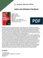 Bamboo Plantation and Utilization Handbook