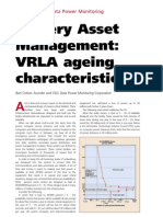Battery Asset Management VRLA