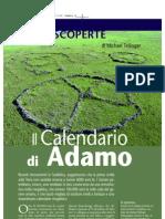 Calendario di adamo