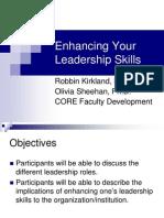 PPD2 Leadership Skills