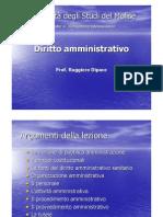 Diritto Amministrativo Sanitario - Ruggiero Di Pace - Part 1