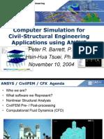 Civil Seminar Info