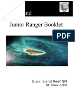 Buck Island Junior Ranger