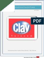 International Sim Cards Clay Telecom