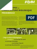 Les Principes de Lagriculture Biologique