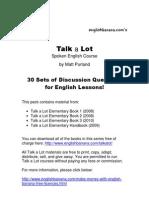 English Lessons 1