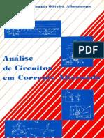 Análise de Circuitos em Corrente Alternada - Rômulo Oliveira Albuquerque
